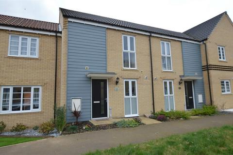 2 bedroom terraced house for sale - Lords Hill, Queens Hill, Costessey, Norfolk