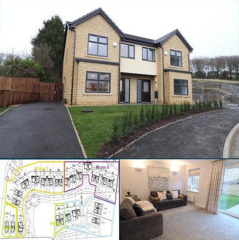 3 bedroom semi-detached house for sale - Plot 20 Greensnook, 5 Keswick Drive, Bacup, Lancashire, OL13