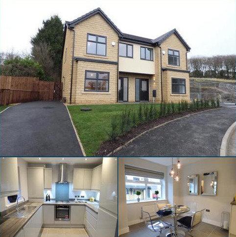 3 bedroom semi-detached house for sale - Plot 21 Greensnook, 6 Keswick Drive, Bacup, Lancashire, OL13