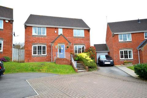 4 bedroom detached house for sale - Maes Y Bryn, Pontprennau, Cardiff, CF23