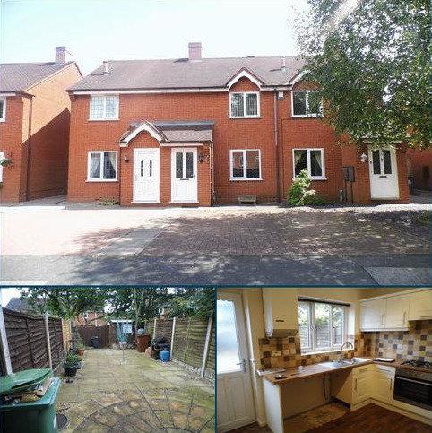 2 bedroom retirement property to rent - Millennium Close, Pelsall, Walsall