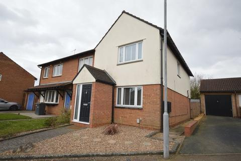 3 bedroom end of terrace house for sale - Wootton Close, Luton