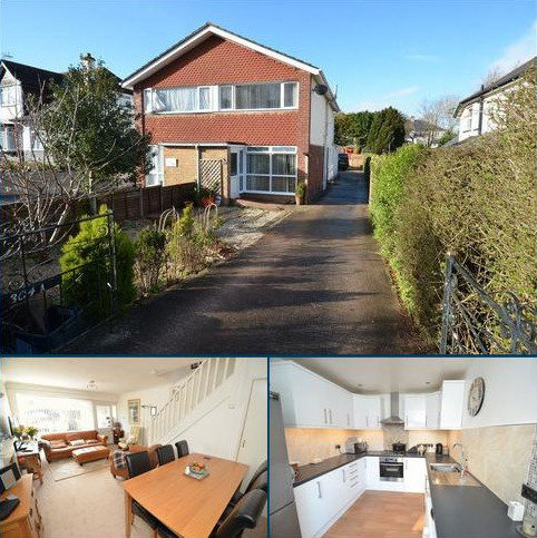 3 bedroom semi-detached house for sale - Totnes Road, Paignton