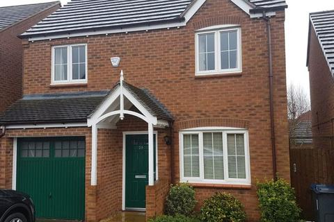 3 bedroom detached house for sale - Foresters Way, Four Oaks, Sutton Coldfield