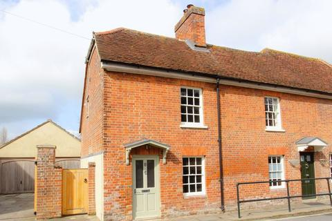 2 bedroom semi-detached house for sale - Priory Road, Wantage
