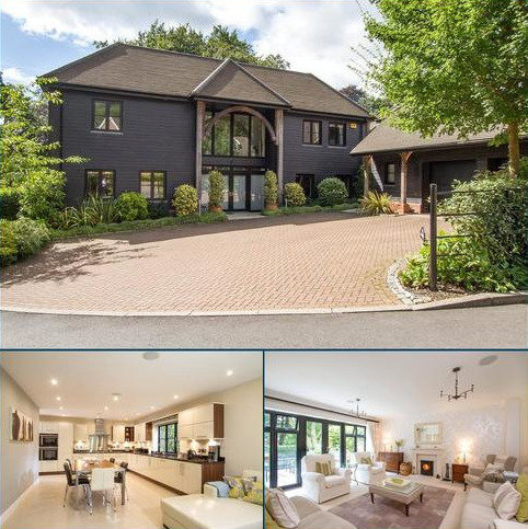 5 bedroom detached house for sale - Wellhouse Road, Beech, Alton, Hampshire