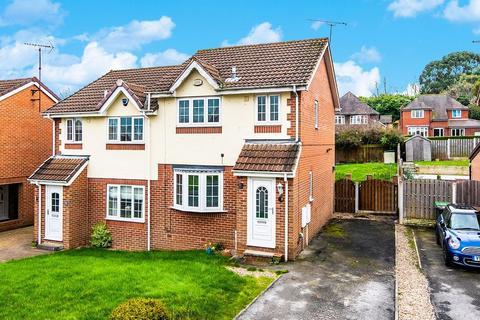 3 bedroom semi-detached house for sale - 10 Moor Farm Garth, Mosborough, Sheffeld S20 5JW