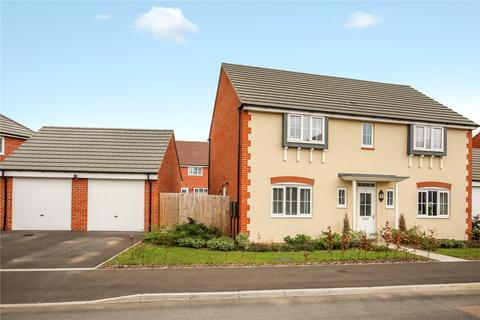 4 bedroom detached house for sale - Lysander Crescent, Watchfield, Swindon, Oxfordshire, SN6
