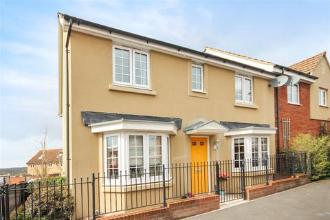 4 bedroom semi-detached house for sale - Bates Way, Nightingale Rise, Moredon, Swindon, SN2