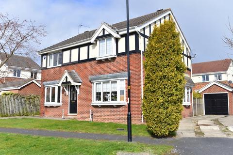 3 bedroom semi-detached house to rent - Heather Way, Harrogate, HG3 2SH