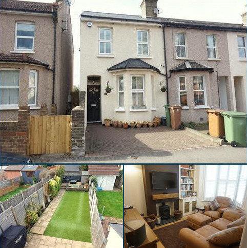 3 bedroom terraced house for sale - Carshalton Village