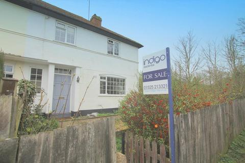 3 bedroom semi-detached house for sale - Chiltern Close, Ampthill, Bedfordshire, MK45 2QA