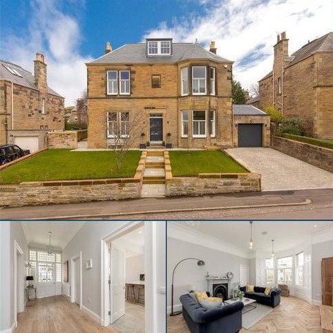 6 bedroom detached house for sale - 11 Corrennie Gardens, Morningside, Edinburgh, EH10