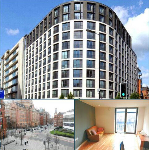 1 bedroom apartment to rent - 1 Bedroom – The Hub, Piccadilly Place