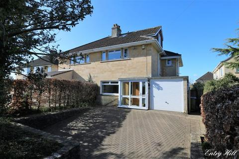 4 bedroom semi-detached house for sale - Entry Hill, Combe Down, Bath