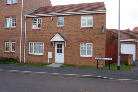 3 bedroom townhouse to rent - Boatman Drive Etruria