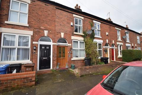 2 bedroom terraced house to rent - Jackson Street, Cheadle