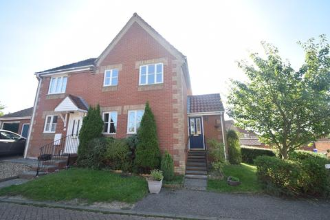 3 bedroom semi-detached house for sale - Banks Close, Hadleigh
