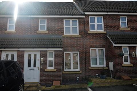 2 bedroom townhouse for sale - Girton Way, Mickleover, Derby
