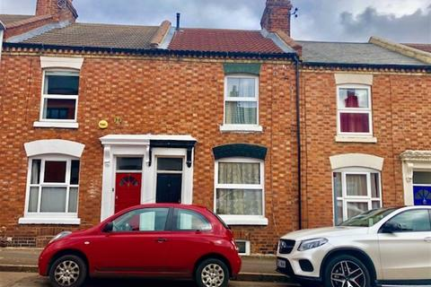 2 bedroom terraced house for sale - Spencer Road, The Mounts, Northampton, NN1