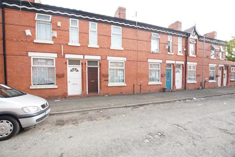 2 bedroom terraced house to rent - Carlton Avenue, Rusholme, M14 7WL