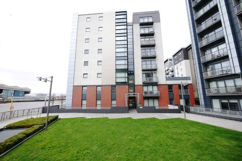 2 bedroom flat to rent - MEADOWSIDE QUAY SQUARE, GLASGOW, G11 6BT