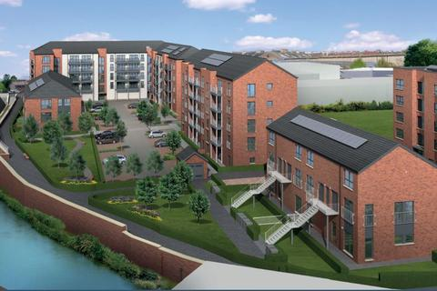 2 bedroom flat for sale - Plot 62, Waterside Walk, Bonnington, EH6 5FR