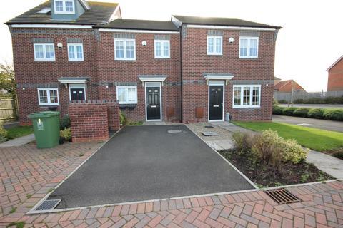 2 bedroom terraced house to rent - Westfields, Brierton, Hartlepool