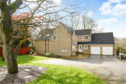6 bedroom detached house for sale - Woodlea Avenue, Off Reinwood Road, Huddersfield, HD3