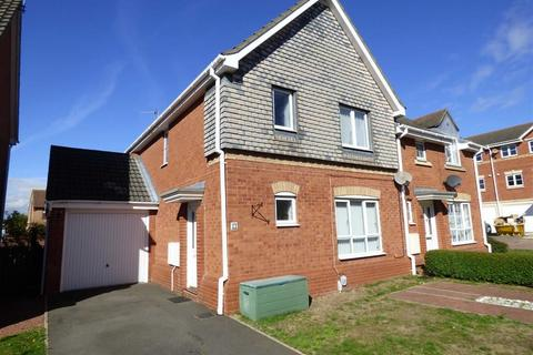3 bedroom semi-detached house to rent - Barberry Court, Brough