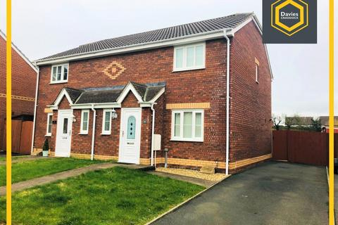 3 bedroom semi-detached house to rent - Pant Bryn Isaf, Llwynhendy, Llanelli, SA14