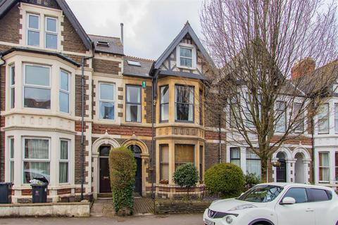 4 bedroom house for sale - Connaught Road, Roath, Cardiff