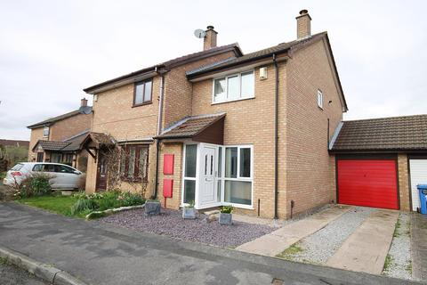 2 bedroom semi-detached house for sale - Ventnor Close, Great Sankey, Warrington, WA5