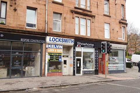 Property to rent - Smart shop to let @ 654 Dumbarton Road