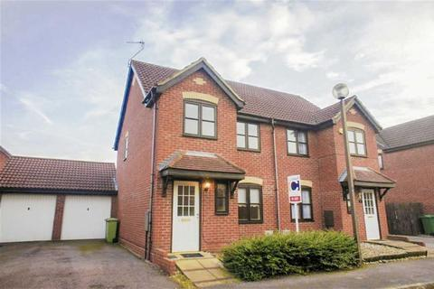 3 bedroom semi-detached house to rent - Blansby Chase, Emerson Valley, Milton Keynes