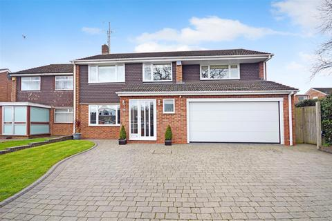 4 bedroom semi-detached house for sale - Easedale Close, Styvechale Grange, Coventry
