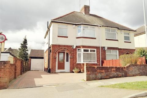 3 bedroom semi-detached house for sale - Central Avenue, Kingsthorpe, Northampton