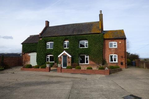 4 bedroom farm house for sale - Bushton Lane, Anslow