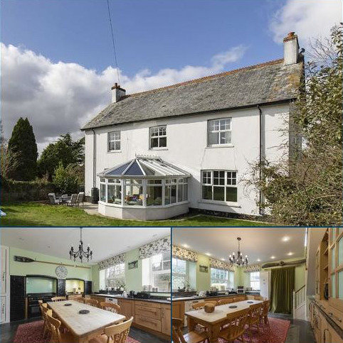 5 bedroom detached house for sale - Looe, Cornwall, PL13