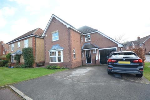 4 bedroom detached house for sale - Esk Hause Close, West Bridgford, Nottingham