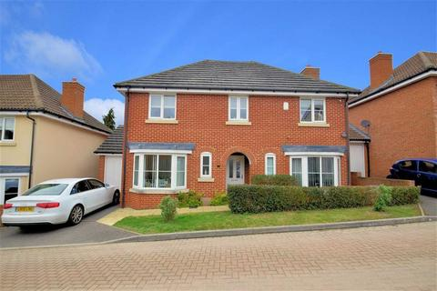 4 bedroom detached house for sale - Montfort Gate, Caversham, Reading