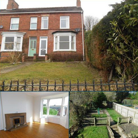 3 bedroom end of terrace house to rent - The Green Road, Ashbourne