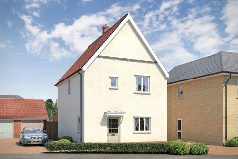 3 bedroom detached house for sale - St Andrews Close, Weeley, CO16 9HR