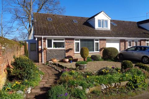 2 bedroom semi-detached bungalow for sale - The Street, Little Barningham