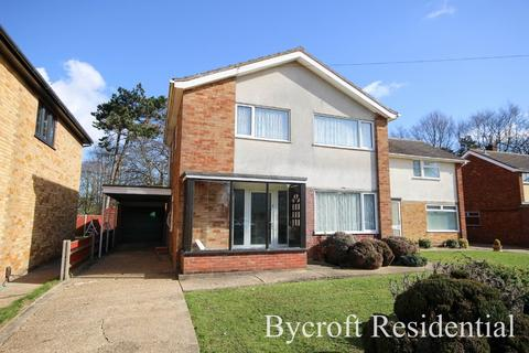 3 bedroom detached house for sale - Byron Way, Caister-on-sea, Great Yarmouth