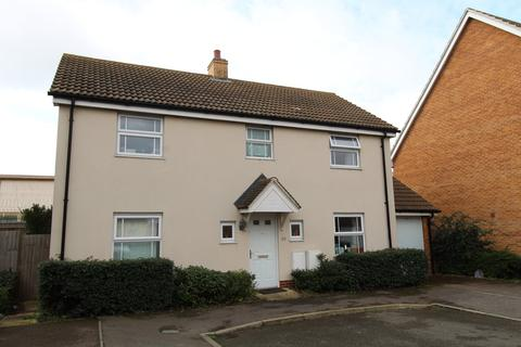 4 bedroom detached house for sale - The Presidents, Beck Row, Bury St. Edmunds