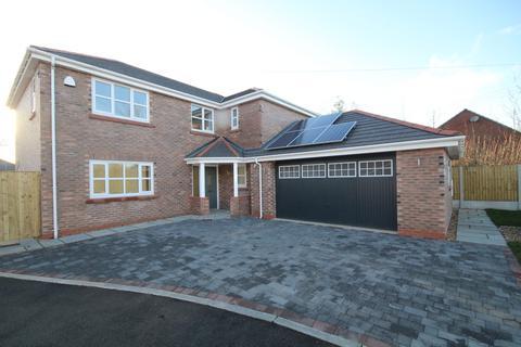 4 bedroom detached house for sale - Derw Newydd, Alltami