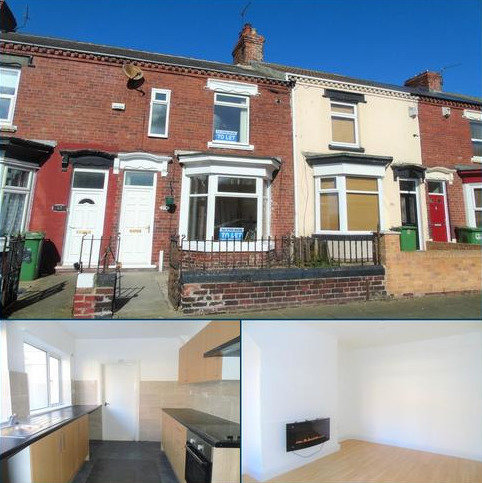 4 bedroom terraced house to rent - St. Pauls Road, Thornaby