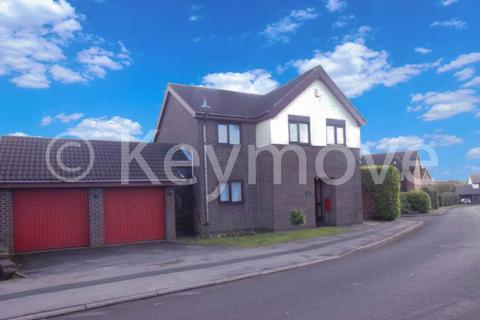4 bedroom detached house to rent - Cheviot Gate, Low Moor, BD12