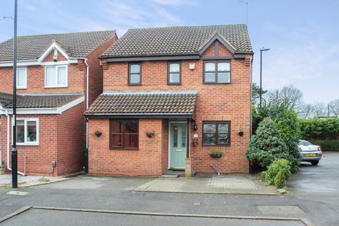 4 bedroom detached house for sale - Kirton Close, Keresley, Coventry